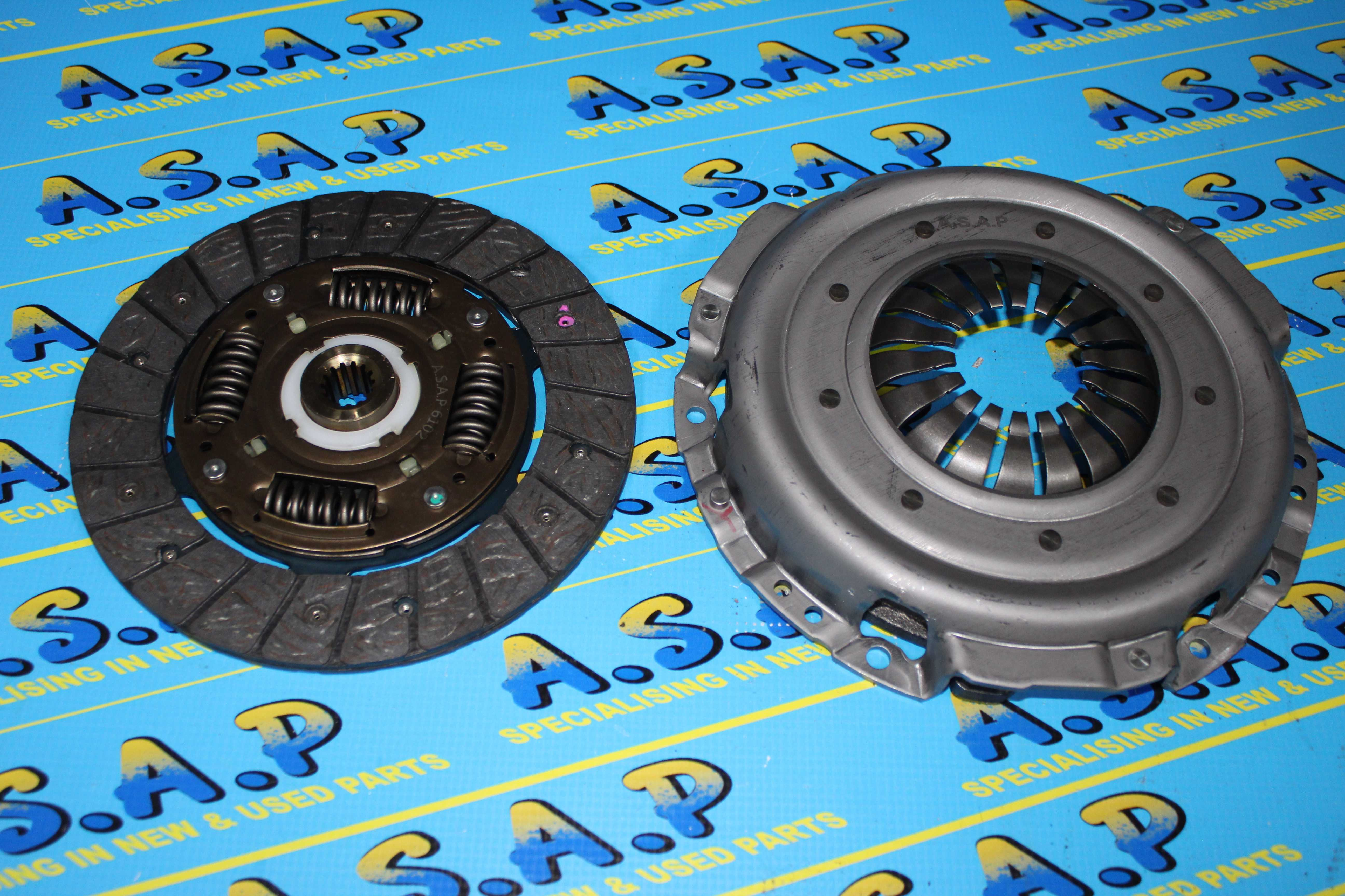 3 Piece Clutch Kit Vauxhall Corsa 1.0 03-